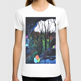 Crystal Cavern T-shirt
