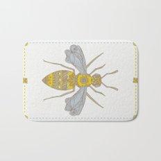 Mr Bee Bath Mat