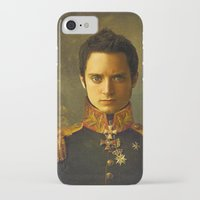 replaceface iPhone & iPod Cases featuring Elijah Wood - replaceface by replaceface