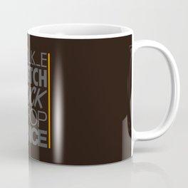 POKE STRETCH TUCK DROP STANCE v4 HQvector Coffee Mug