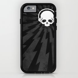 emo :)) iPhone Case