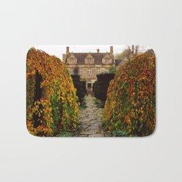 Barnsley House In Autumn Bath Mat