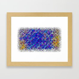 Bedlam 03 12 Framed Art Print