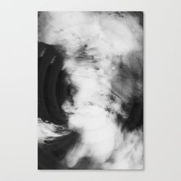 Form Ink No.20 Canvas Print