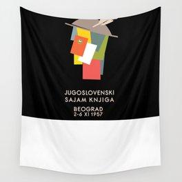 Glory to Yugoslavian design Wall Tapestry