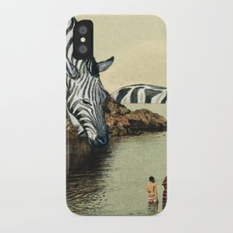 I enjoy your company iPhone Case