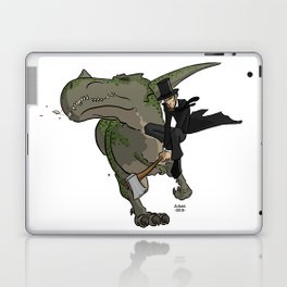 Cross-Time Lincoln Laptop & iPad Skin