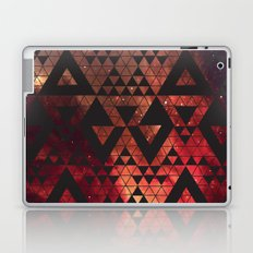Space Triangles No. 3 Laptop & iPad Skin