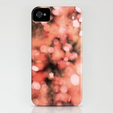 Bokeh Bubbly Slim Case iPhone (4, 4s)