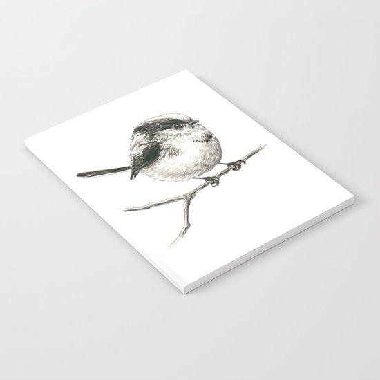 Tit bird Notebook