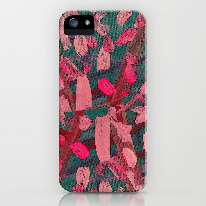 Vivacity in Pink iPhone Case