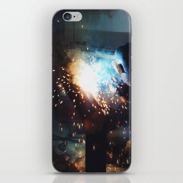 Lights iPhone Skin
