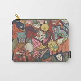 Night parade Carry-All Pouch