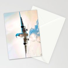 The Miracle of Flight Stationery Cards