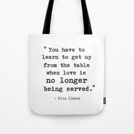 Encouraging Quotes For Motivation Tote Bag