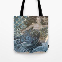 Mermaid Bliss Tote Bag