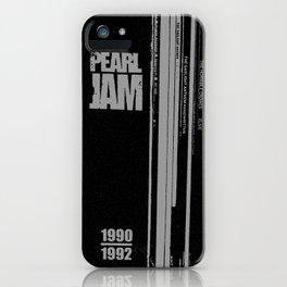 Records 3 iPhone Case