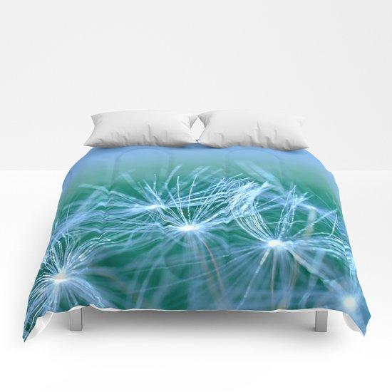 Diana's Dandelion  Comforters