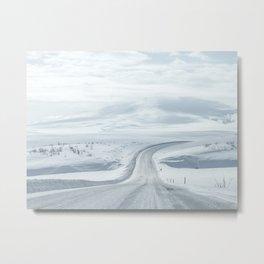 Epic Arctic Metal Print