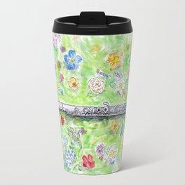Voice of Silver Travel Mug