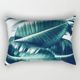 Ficus Elastica #1 Rectangular Pillow