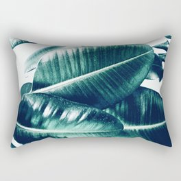 Ficus Elastica #1 Rectangular Pillow