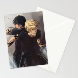 Parabatai - Alec&Jace Stationery Cards