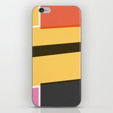 SECRET CYCLING FLAG - MERCKX iPhone & iPod Skin