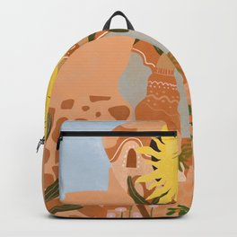 Soul full of sunshine Backpack