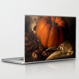 Halloween Still Life Laptop & iPad Skin