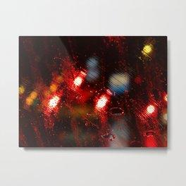 Rainy DayZ 32 Metal Print