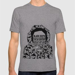 Trayvon Martin - Black Lives Matter - Series - Black Voices T-shirt