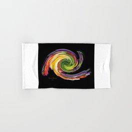 The whirl of life, W1.9B Hand & Bath Towel