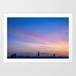 London, England 72 Art Print