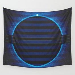 Neptune - Rings of Neptune Wall Tapestry