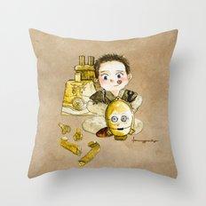 Play Time Throw Pillow