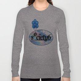 THE NEW SOCIETY. Long Sleeve T-shirt