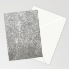 Gray Marble Stationery Cards