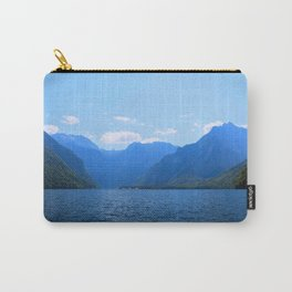 Koenigssee Lake with Alpes Mountains 2 Carry-All Pouch