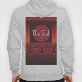 At the movies Hoody