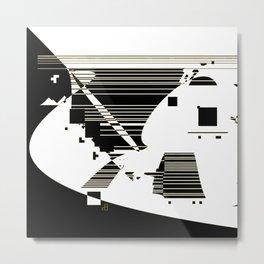 Abstract #926 Metal Print