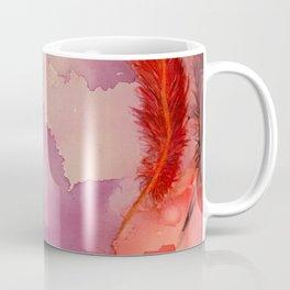 Falling Feather Coffee Mug