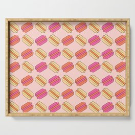 Les Macarons Serving Tray