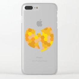 Wu Clear iPhone Case