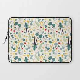 Cashew Nuts Pattern (Version 1) Laptop Sleeve