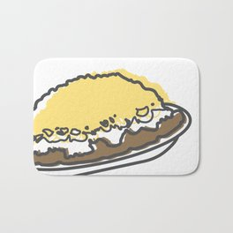 Skyline Chili Three Way Bath Mat