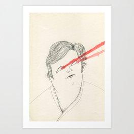 Protoncious Art Print