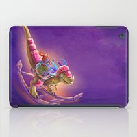 warcraft iPad Cases featuring Raptor Swing - Warcraft by Heartmedia