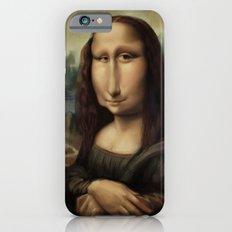 Mona Lisa Slim Case iPhone 6s