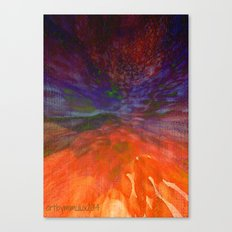 Lost Horizons Canvas Print